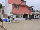 Neighborhood store at building site