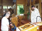 Prayer at Liturgy for Deacon Sam & Eva Kopcha