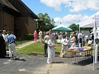 Many family and friends gather for picnic with Deacon Sam